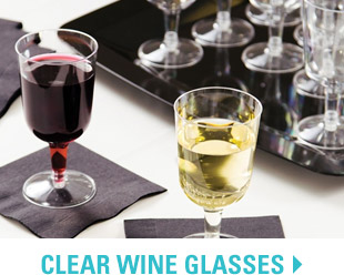 Shop Clear Wine Glasses