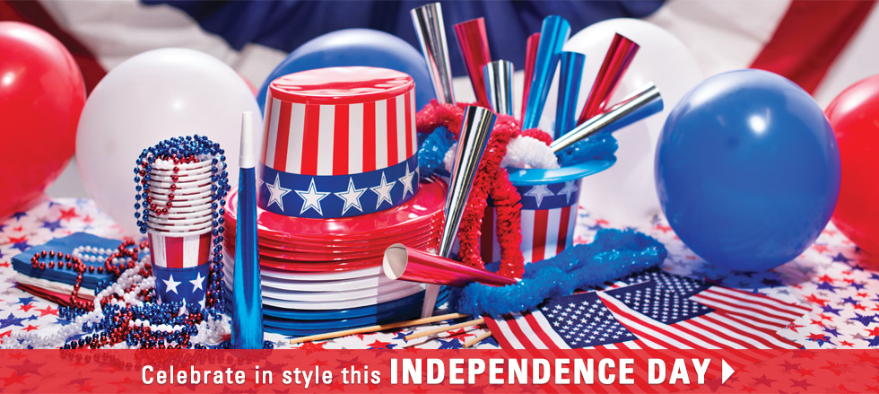 Celebrate in style this Independence Day