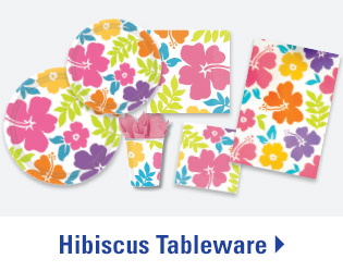 Shop Hibiscus Tableware