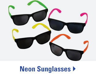 Shop Neon Sunglasses