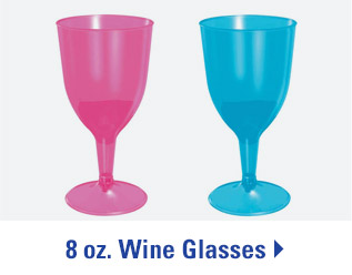 Shop 8 oz. Wine Glasses
