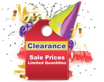 Clearance Party Supplies