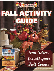 Fall idea guide