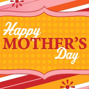 3934 - Mothers day banner graph