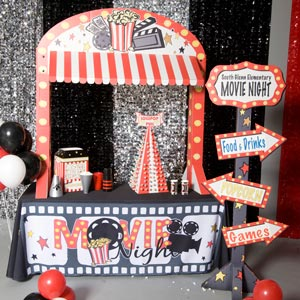 4013 - movie night awning