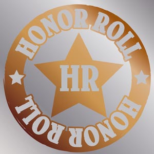 4671 - Honor Roll with Stars