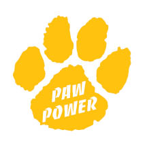 2223 - Yellow Paw Power
