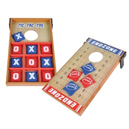 Wooden Bean Bag Game Set
