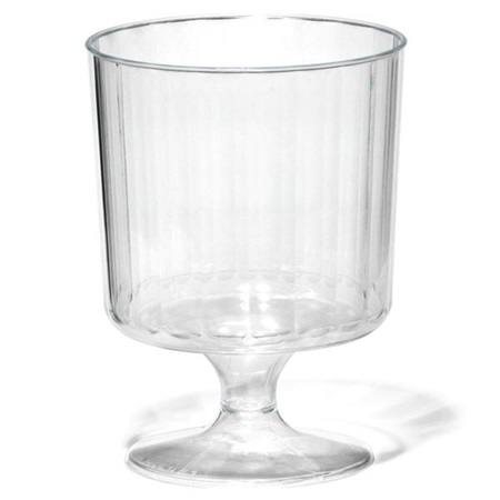 Footed Cocktail Glasses