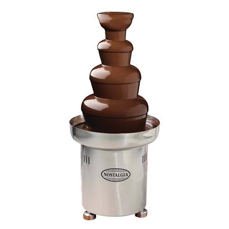 Commercial Chocolate Fondue Fountain