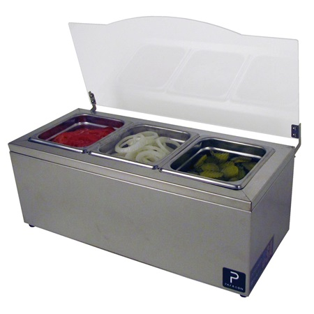 Pro Series Condiment Server