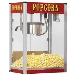 Theater Popcorn Machine, 8 oz
