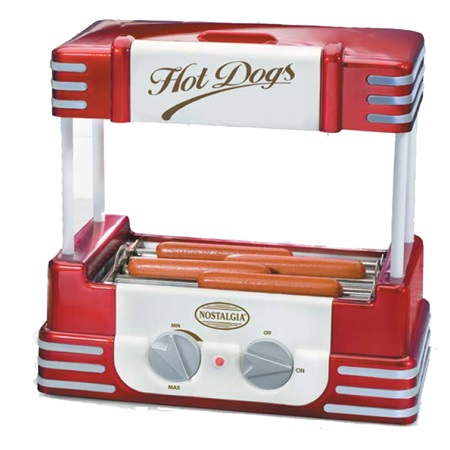 '50s-Style Hot Dog Roller