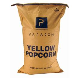 Country Harvest Yellow Butterfly Popcorn, 50# Bag