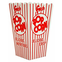 Popcorn Scoop Box, Large