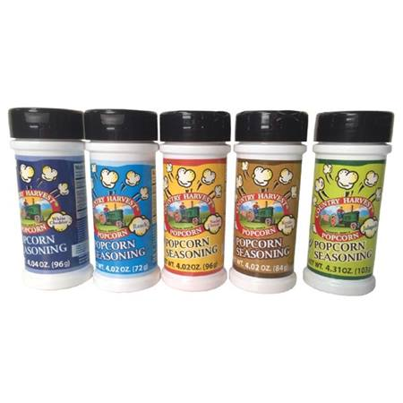 Country Harvest Shake On Flavoring Set