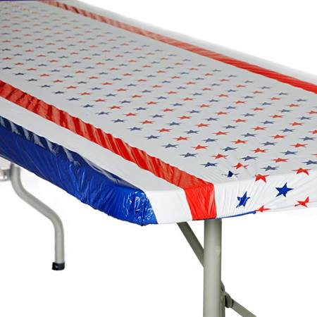 Kwik Cover Banquet Table Cover