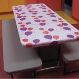 Kwik Cover Patterned Banquet Tablecover