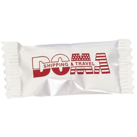 Personalized Mints - White or Clear Wrapper