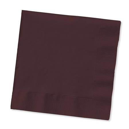 Beverage Napkin (PKG/200) - Chocolate