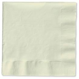 Lunch Napkin (PKG/150) - Ivory