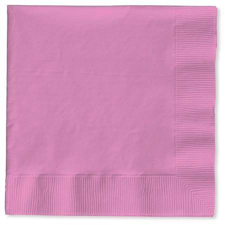 Lunch Napkin (PKG/150) - Candy Pink