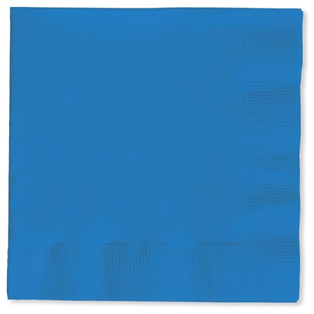 Lunch Napkin (PKG/150) - True Blue