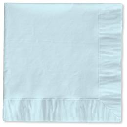 Lunch Napkin (PKG/150) - Pastel Blue