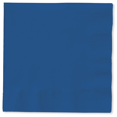 Lunch Napkin (PKG/150) - Navy Blue