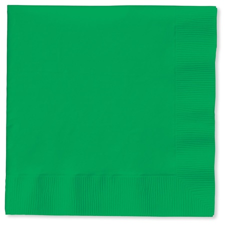 Lunch Napkin (PKG/150) - Emerald Green