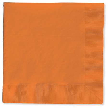 Lunch Napkin (PKG/150) - Sunkissed Orange