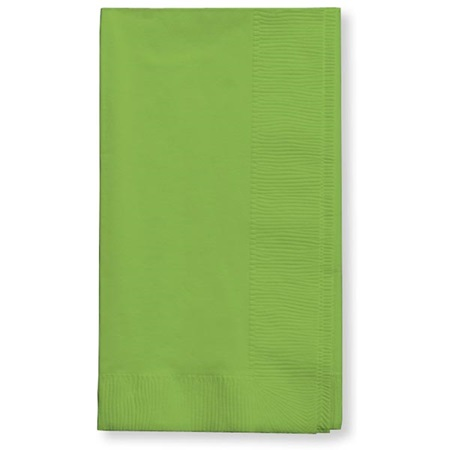 Dinner Napkin (PKG/100) - Lime Green