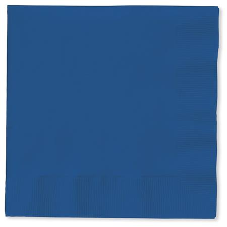 Lunch Napkin (PKG/50) - Navy Blue