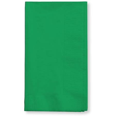 Dinner Napkin (PKG/50) - Emerald Green