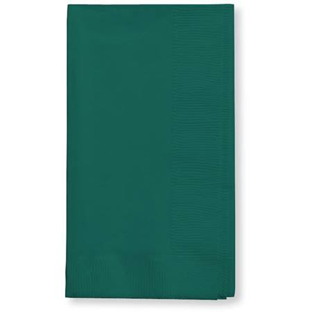 Dinner Napkin (PKG/50) - Hunter Green