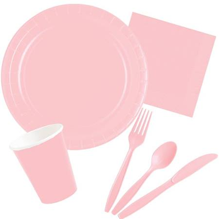 Paper Party Pack in Pink