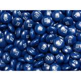 Dark Blue M&M's Milk Chocolate Candy