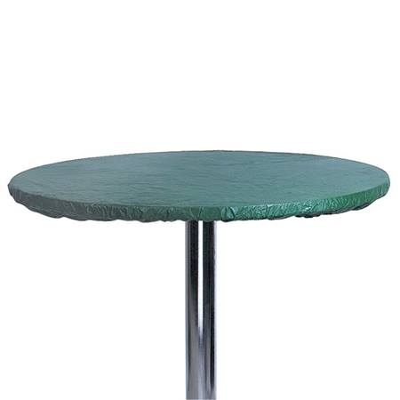 Kwik Cover Solid Color Round Table Cover