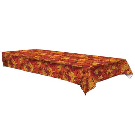 Fall Leaves Table Cover