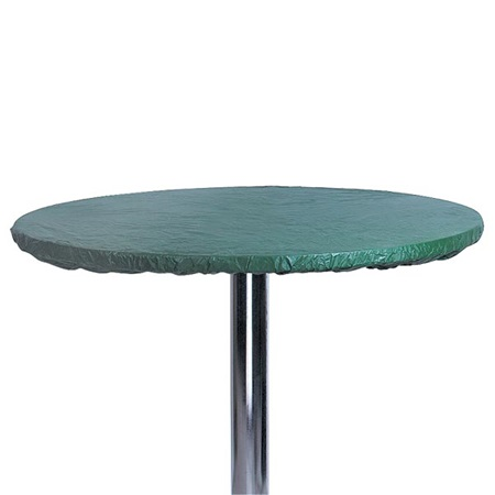 Kwik Cover Solid Color Round Table Cover, 48 in.