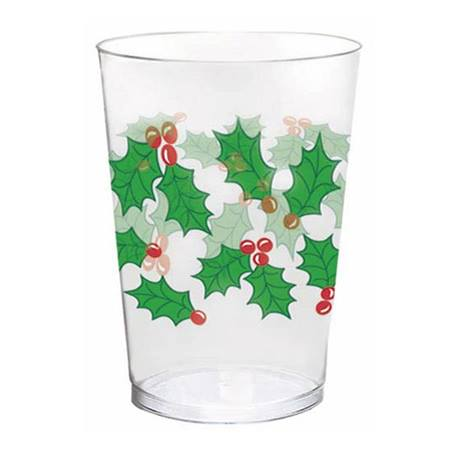 Holly Tumbler 10 oz