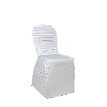 Premium Ruched Chair Cover