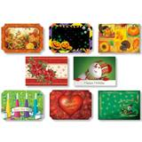 Fall and Winter Celebrations Placemat Value Pack