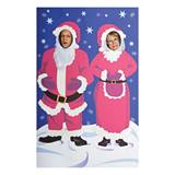 Mister and Missus Clause Photo Prop