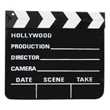 Plastic Movie Clapboard