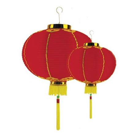 Chinese Lantern With Tassel