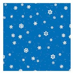 Winter Flakes Corrugated Paper