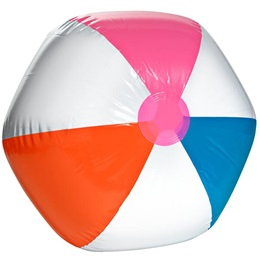 Inflatable Beach Ball - 16 in.