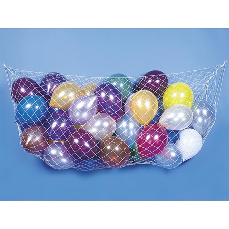 Balloon Drop Net