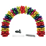 Foil Balloon Arch Kit With Balloons